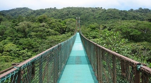 Monteverde Cloud Forest Travel Package