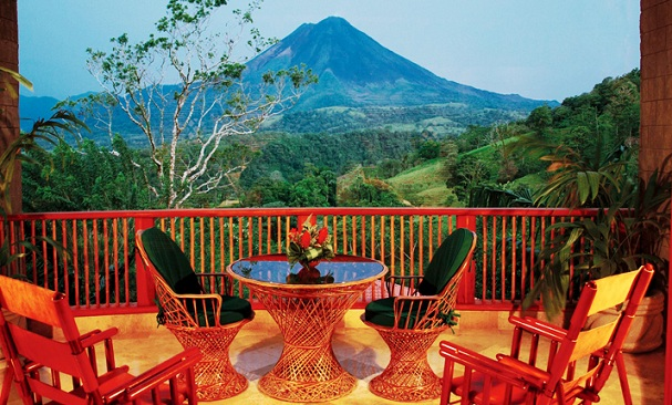 La Fortuna Springs Resort & Spa Vacation Package